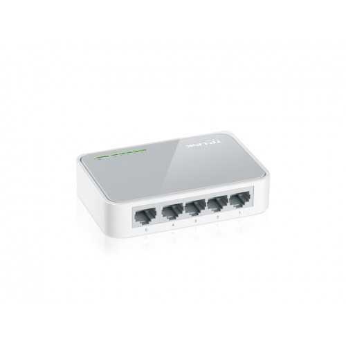 TP-Link Desktop Switch 5-Port 10/100Mbps TL-SF1005D