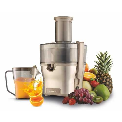 TORNADO Fruit Juicer 1500 Watt and 1.2 Litre Capacity with Micro Mesh Filter System TJ-1500S