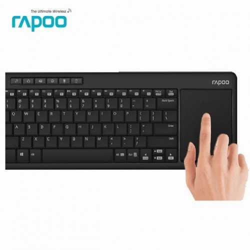 Rapoo Wireless Touch Keyboard: K2600