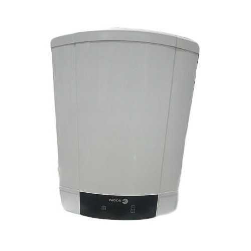 فاجور سخان كهرباء 50 لتر مربع ديجيتال FRV 50E