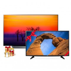 """LG OLED TV 55"""" UHD 4K SMART Wirless With Built-in Receiver + FREE LG 49"""" TV: OLED55C8PVA"""