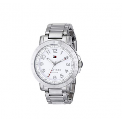TOMMY Hilfiger Women's Analog Display Quartz Silver Watch T1781397