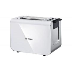 Bosch Electric Toaster 860 Watt White TAT8611