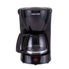 Black & Decker Coffee Maker 8/10 Cup Black DCM600