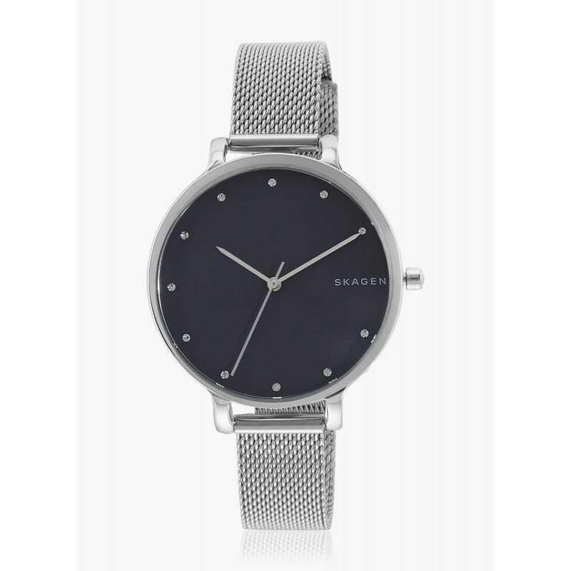 39bd0f409 Skagen Hagen Women's Watch Stainless steel Blue Dial SKW2582 Prices ...