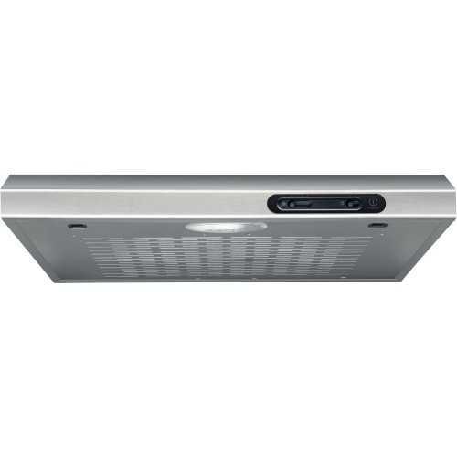 إندست شفاط مطبخ بدون مدخنة بقوة شفط 140 م3/سا 60 سم ISLT 65 AS X