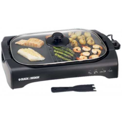 Black & Decker Lifestyle Health Grill 2200 Watt LGM70