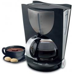 بلاك & ديكر صانع قهوة 10 اكواب لون اسود DCM80