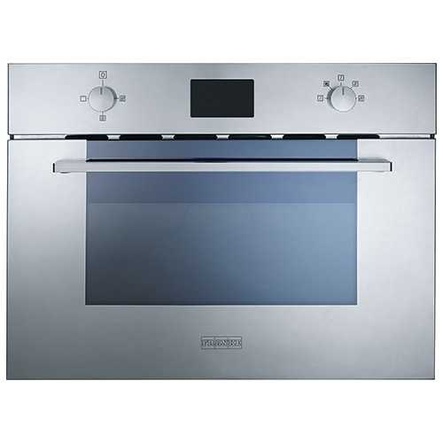 Franke Built-in Microwave Oven 38 Liter Digital With Grill Stainless FMW 380 SM G XS