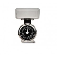 SALTER Scales 5KG Silver Color Made of chrome S114 CRDR