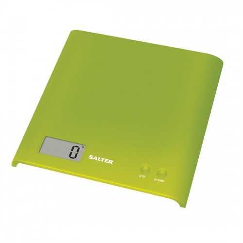 SALTER Scales 3KG Green Color Digital Screen S-1066 AGNDR