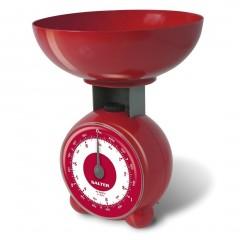 SALTER Scales 3KG Red Color S-139 RDDR