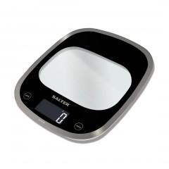 SALTER Scales 5KG Digital Screen Black Color Made of glass S-1050 BKDR