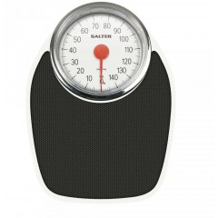 SALTER Body Scales Weighs up to 150 kg White&Black Color S-195 WHKR