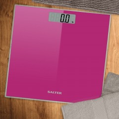 SALTER Body Scales Weighs up to 180 kg Made of liquid crystal Bink Color S-9037 PK3R