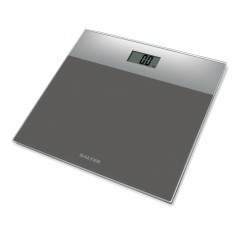 SALTER Body Scales Weighs up to 180 kg Made of liquid crystal Gray Color S-9206 SVSV3R