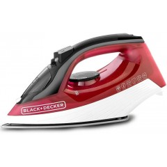 Black & Decker Steam Iron 1600 Watt X1550