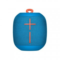 ULTIMATE EARS WONDERBOOM Bluetooth speaker spray-proof Blue Color SUBZERO BLUE