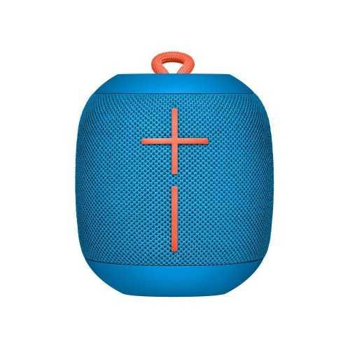 ULTIMATE EARS WONDERBOOM Bluetooth speaker spray-proof Blue Color SUBZERO BLUE