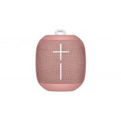 Logitech ULTIMATE EARS WONDERBOOM Super Portable Waterproof Bluetooth Speaker Bink Color CASHMERE PINK