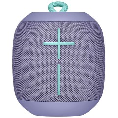 Logitech ULTIMATE EARS WONDERBOOM Super Portable Waterproof Bluetooth Speaker Purple Color LILAC