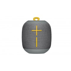 Logitech ULTIMATE EARS WONDERBOOM Super Portable Waterproof Bluetooth Speaker Grey Color STONE GREY