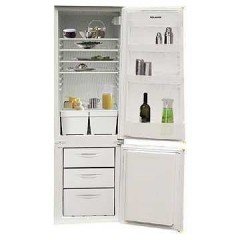 DOMINOX Combi Refrigerator 341 Liter NoFrost DBF 22/100 B