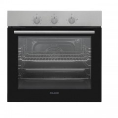 Dominox Built-In Electric Oven 60 cm With Fan Stainless Steel DO 82 M NT XS FEN
