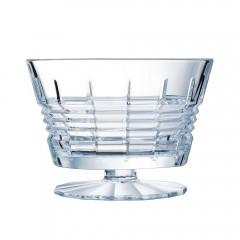 CRISTAL D'arques Fruit Plate 22.5 Cm Crystal L8239