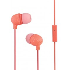 House of Marley Little Bird HEADPHONES WITH MIC Peach EM-JE061-PH