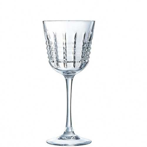 CRISTAL D'arques A set of cups 6 Pieces Crystal 25 cl L6627