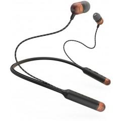 House of Marley Wireless Earphones with Mic Black EM-JE083-BA