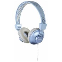 هاوس أوف مارلي سماعة رأس مزودة بسلك ازرق فاتح EM-JH011-BH