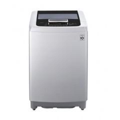 LG 13 KG Top Loading Washing Machine Inverter Motor Silver: T1369NEFTF