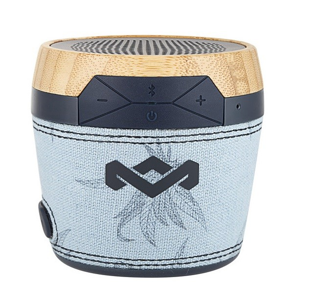 House of Marley CHANT Mini PM Speaker Portable Wireless Blue EM-JA007-BH  Prices   Features in Egypt. Free Home Delivery. Cairo 41d46bd33e