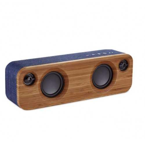 House of Marley Get Together BT Bluetooth Speaker DENIM EM-JA006-DN-WW