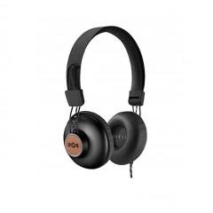 House of Marley POSITIVE VIBRATION 2 On Ear Headphone Black EM-JH121-SB