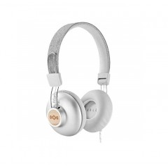 House of Marley POSITIVE VIBRATION 2 On Ear Headphone Silver EM-JH121-SV