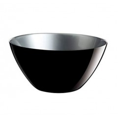 Luminarc Flashy Bowl 23 cm Black L8150