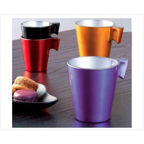 Luminarc Flashy Longo Set of Cups 4 Pieces J7275