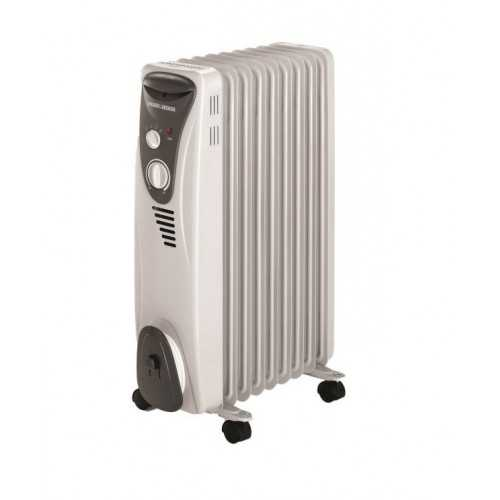 BLACK & DECKER Oil Radiator/Heater 7 Fins 1500 Watt OR07D