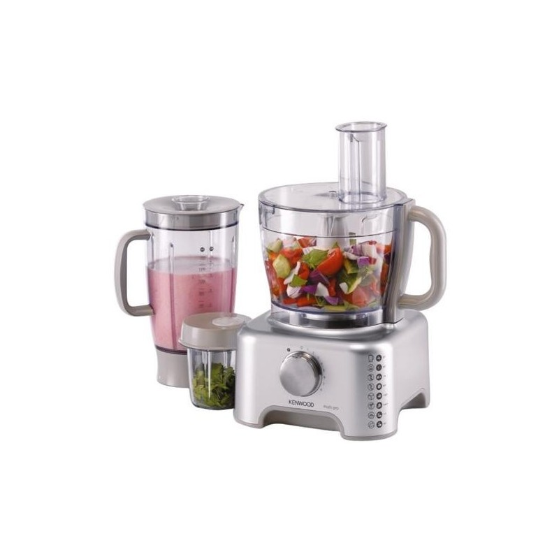 How To Use Kenwood Food Processor Fp