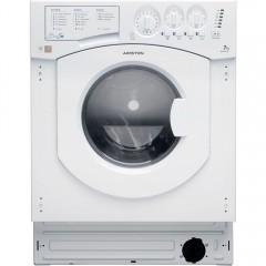ARISTON Washing Machine Built-In 7 Kg Dryer 5 Kg White Color: BHWD 125 GCC