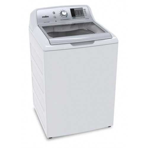 Mabe Washing Machine TopLoad 20 Kg White Color LMH70201WBC