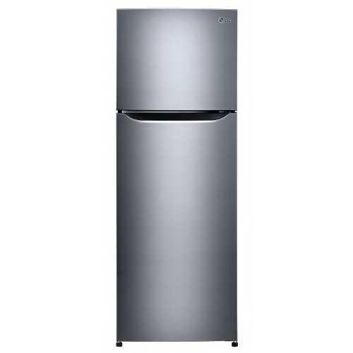 LG Refrigerator 333 Liter 14 feet No Frost Platinum Silver GN-B462SQCB