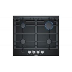 Bosch Gas Hob 4 Burner 60 cm Black PRP6A6D70