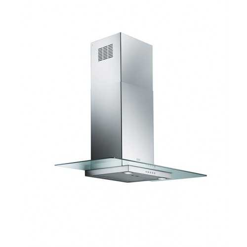 Franke Line Kitchen Chimney Hood Glass 70 cm 410 m3/h Stainless FLI 905 XS