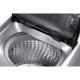 SAMSUNG Washing Machine 14KG Top loading Silver WA14J5730SS/AS