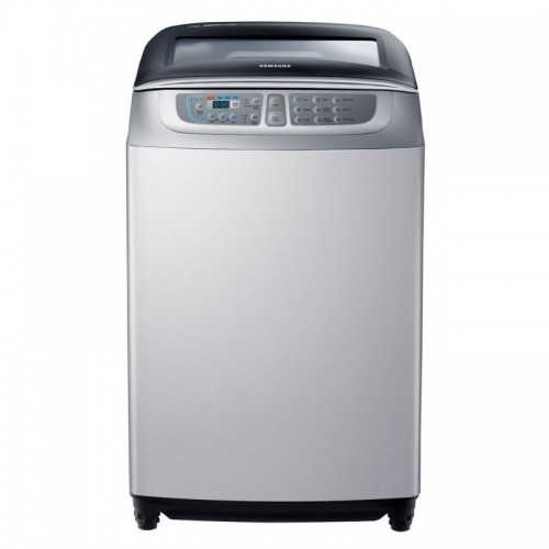 SAMSUNG Washing Machine 15KG Top loading Digital Silver WA15F7S4UWA/AS