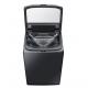 SAMSUNG Washing Machine 22KG Top loading Digital Inverter Motor Black Stainless WA22M8700GV